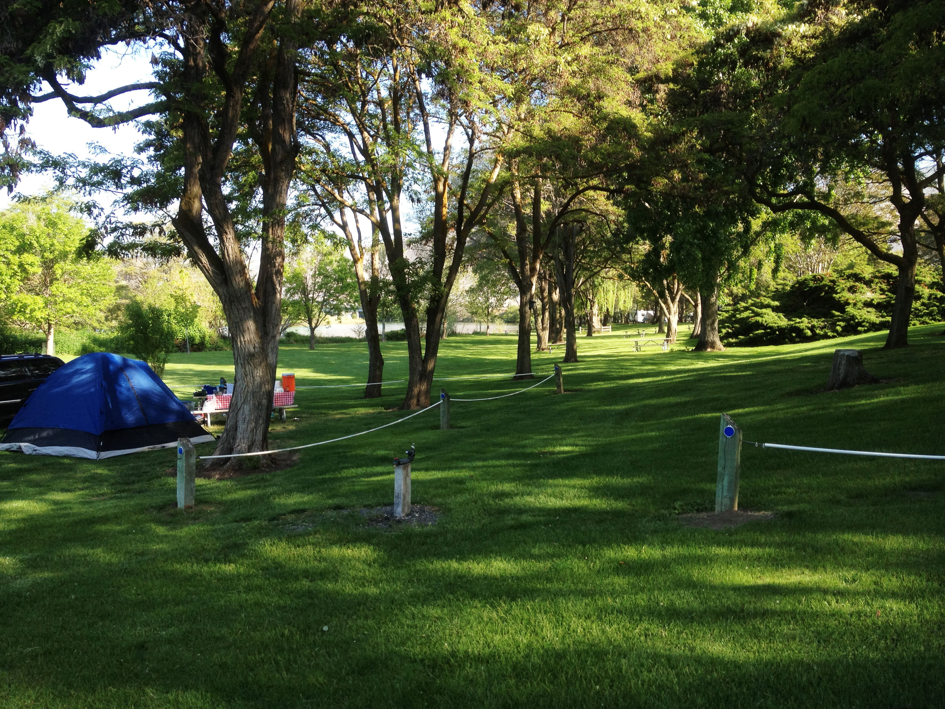 Deschutes river state park the gorge the dalles oregon for Camping grounds with cabins