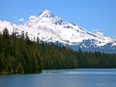 Lost Lake Campground Oregon