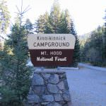 Kinnikinnick Campground (Laurence Lake) Closure
