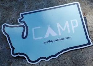 Washington CAMP Sticker