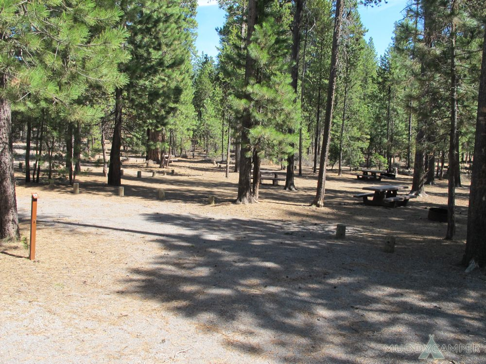 North Twin Lake Campground - Central Oregon