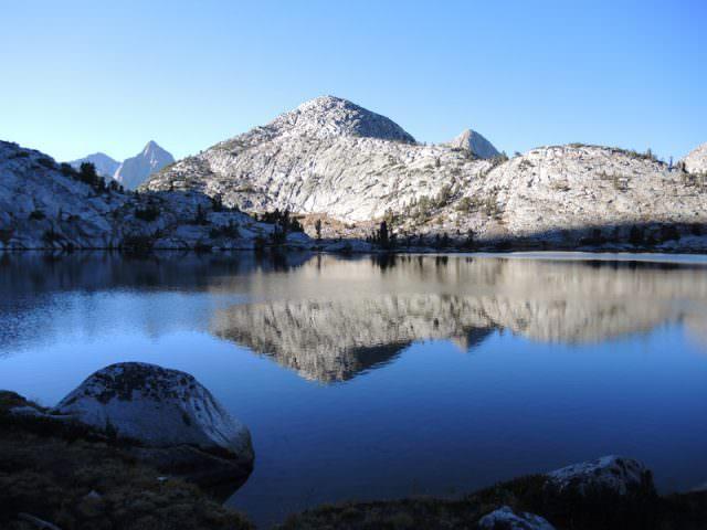 Evolution Lake John Muir Trail
