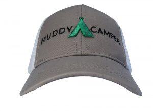 Children's Camping Trucker Hat